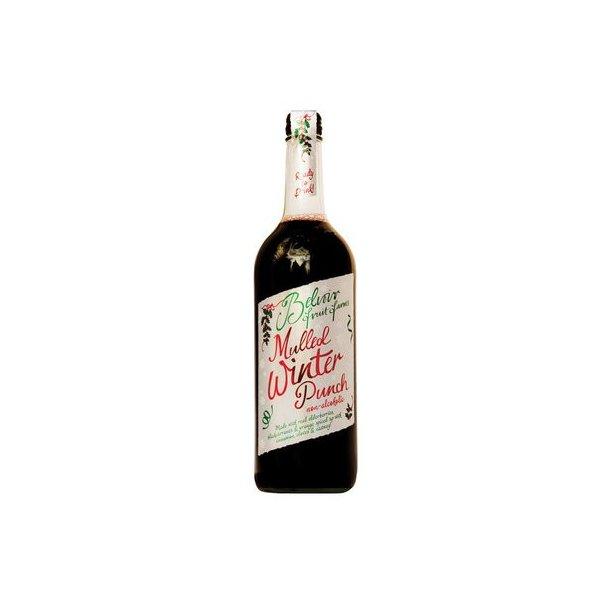 Belvoir Cordials JULEPUNCH - drikkeklar